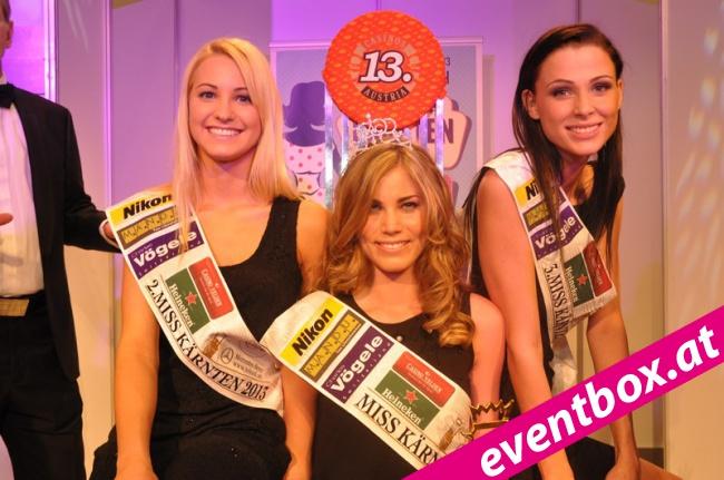 Miss Kärnten 2013 - Tanja Doppelreiter