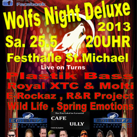 Eventtipp Wolfs Night Deluxe