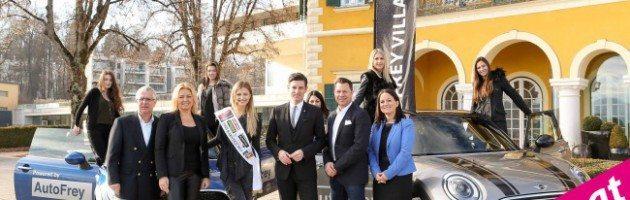 Pressekonferenz Miss Kärnten Wahl 2016