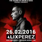 CONTRAST presents ALIX PEREZ