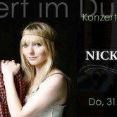 Konzert im Dunkeln: Nick & June presented by Viennergy