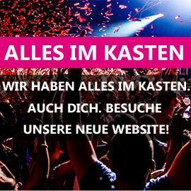 Neue Eventbox.at Webseite