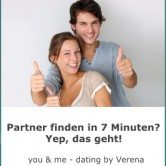 you & me Speeddating 25-35
