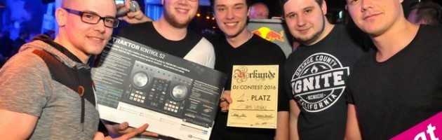 CABANA presents: DJ CONTEST 2016