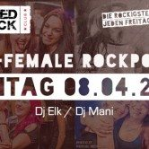 Addicted to Female Rockpower