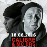 CONTRAST presents CALIBRE & MC DRS