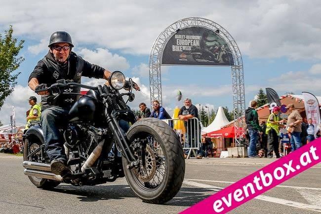 Harley Treffen Faaker See
