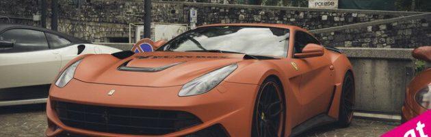 Sportwagenfestival – Sportwagentreffen 2016