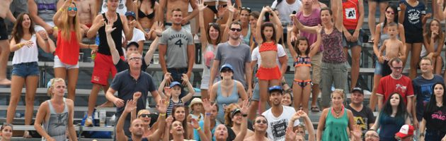 Swatch Beachvolleyball Major Series 2016 am Wörthersee