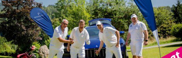 Fete Blanche Golfturnier 2016