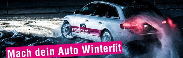 Winterreifen – Ist dein Auto fit für den Winter?