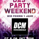 Das Party Weekend