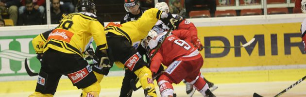 KAC vs Vienna Capitals