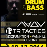 RAW CONTACT  presents  DRUM & BASS