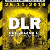MIND THE GAP w/ DLR presents Dreamland LP