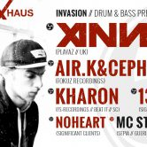 Invasion // Drum & Bass presents: ANNIX