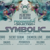 PROGRESSIVE SELECTION goes LINZ  mit SYMBOLIC live