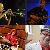 4. Josefstädter Jazztag am International Jazzday   Michaela Rabitsch & Robert Pawlik Group feat. Angela Berann