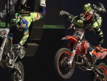"""Masters of Dirt Wien 2017 """"Limitless"""""""