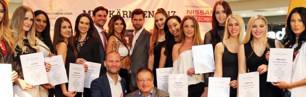 Miss Kärnten Casting 2017 in Klagenfurt