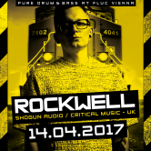 MIND THE GAP w/ Rockwell (Shogun Audio – UK)