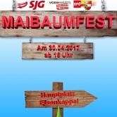 Maibaumfest der SJG Bad Eisenkappel