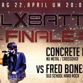 Concrete Eden vs Fred Boneskin – VolXBattle Finale
