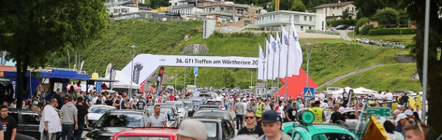 GTI Treffen 2017 in Reifnitz