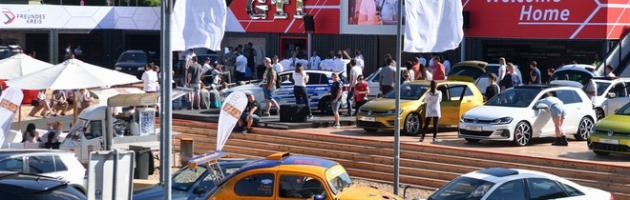 Das beste Schlafzimmer des GTI Treffens 2018? Direkt auf dem Volkswagen Stand!