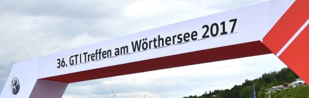 GTI Treffen 2017 am Wörthersee