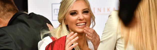 Jasmin Wedenig – ist die neue Miss Kärnten 2017