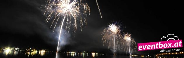 Premiere für See in Flammen am Klopeiner See