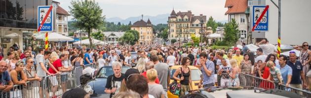 Sportwagenfestival 2017 – Wörthersee-Parade