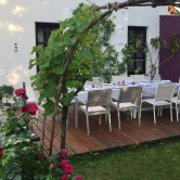 Private Dinner im Juli