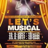 Let´s Musical – Summerstars17 Premiere
