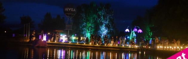 Das Lichter-Seefest setzt Highlights am Klopeiner See