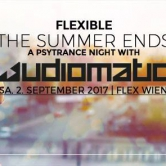 "Flexible – ""Psytrance Night"" mit Audiomatic"