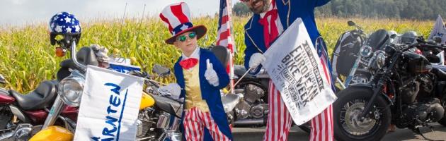 Harley Treffen 2017 – Parade