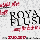 "HAK – TAK Maturaball ""Royal Flush"""