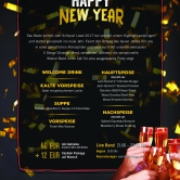 New Year's Eve at TGI FRIDAYS