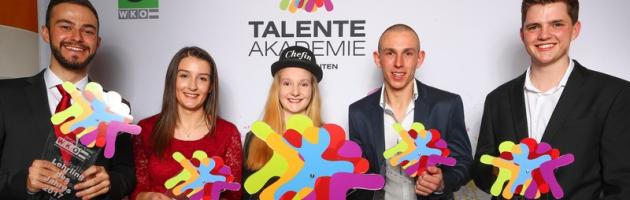 Talenteakademie – Lehrling des Jahres 2017