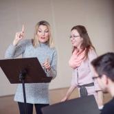 Gesangworkshop mit Masterclass