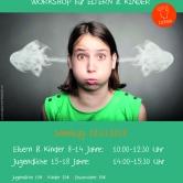 """Achtsamkeit """"Umgang mit Schulstress"""" – Workshop für Eltern & Kinder"""