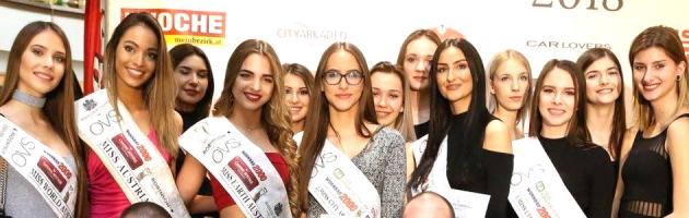 Das sind die Miss Kärnten 2018 Kandidatinnen