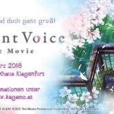 A Silent Voice – KaGaMo Anime Movie Event