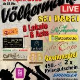 Völkermarkt LIVE – 8 Lokale – 6 Acts