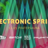 ELECTRONIC SPRING – 4 Floors, 4 Crews, 4 Styles!