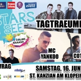 Stars am See – Tagtraeumer, MC Yankoo, James Cottriall, Flowrag