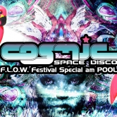COSMIC Pool Party – FLOW Festival Special mit Avalon