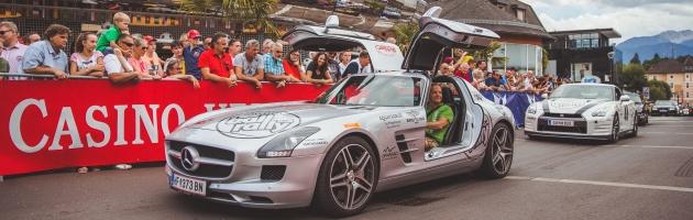 Sportwagenfestival 2018 – Wörthersee Parade